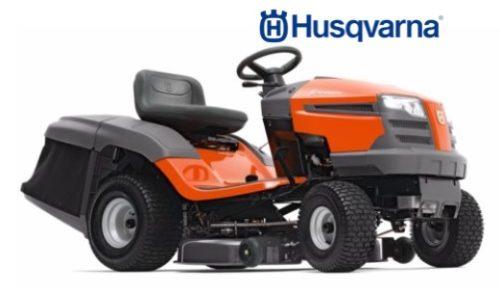 HUSQVARNA Autoportée TC138