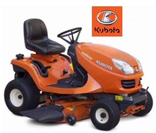KUBOTA Autoportée GR1600 ID