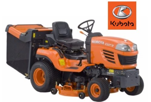 KUBOTA Autoportée G23 LD-II