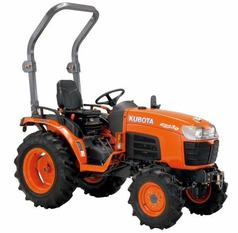 KUBOTA Micro-tracteur B2350 DW