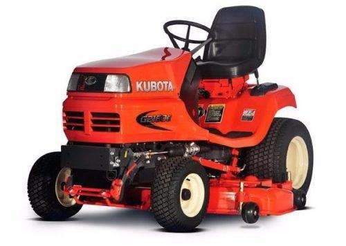 KUBOTA Autoportée G2160