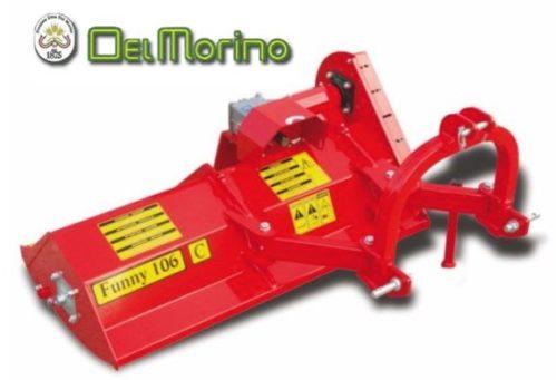 DEL MORINO Broyeur Funny Top 106C