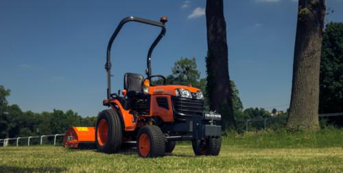 RM Motoculture Kubota Micro Tracteur B1121