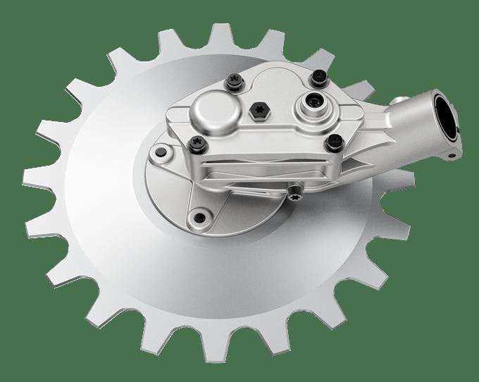 RM Motoculture Motoculture RA850 Réciprocateur Pour Débroussailleuses Combi