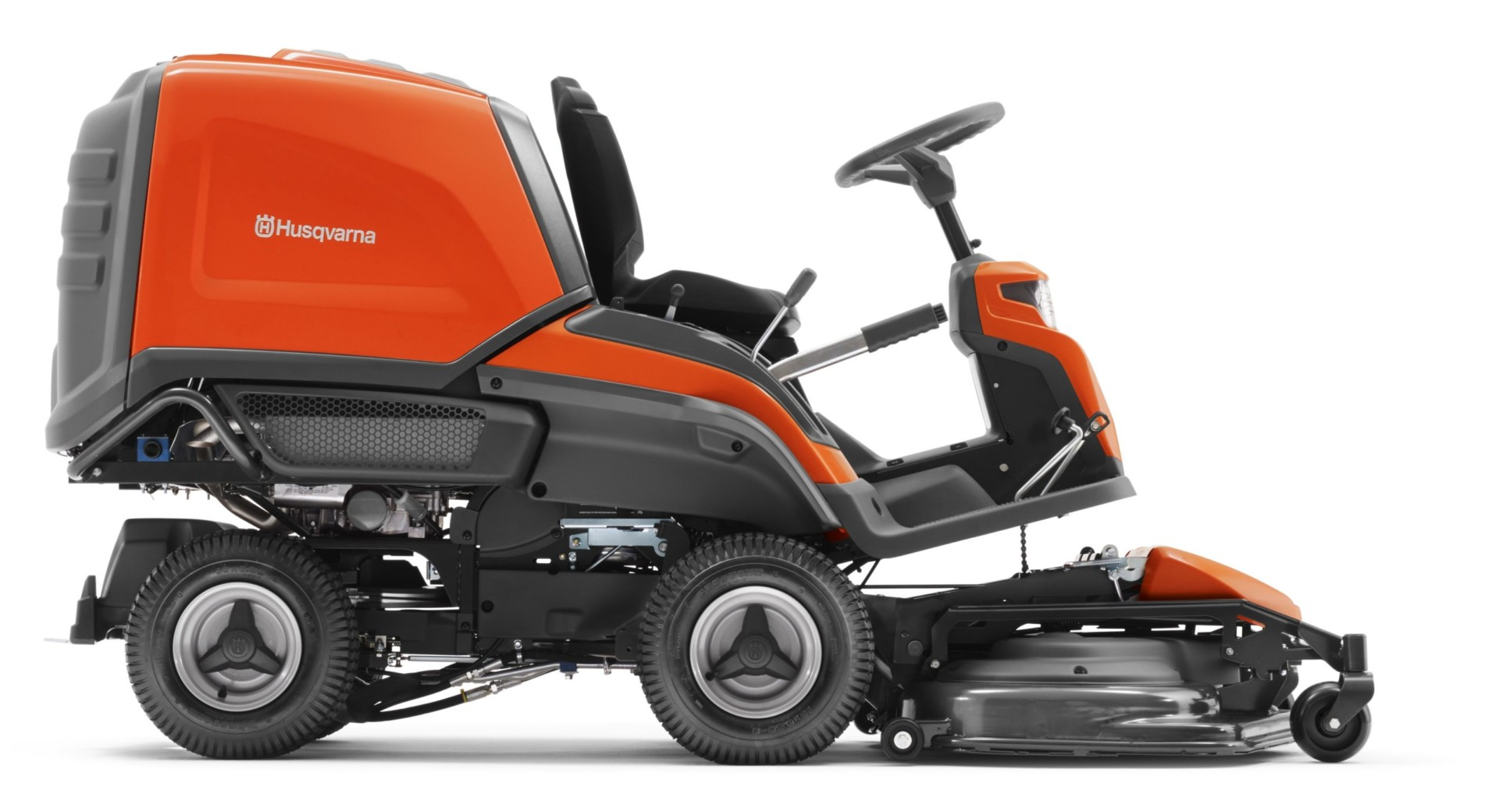RM Motoculture Motoculture RIDER RC320TS 4x4 1